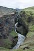 Near the glacier Eyjafjallajökull (Rita Willaert) Tags: kloof eyjafjallajökull myrdalsjökull hellisholar markarfljot innriemstruariver homsarivier eyjafjallajã¶kull myrdalsjã¶kull suã°urland ijsland is scenicsnotjustlandscapes