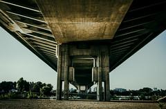 Ada bridge (Master Iksi) Tags: ada bridge street sidewalk riverside sky outdoor beograd belgrade srbija serbia canon 700d architecture