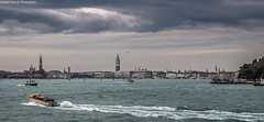 Beautiful Venice (Andrija Zecevic Photography) Tags: venice italy autumn october 2016 clouds grey panorama pano landscape landscapephotography canon eos 700d kit lens 1855mm is stm adriatic sea boats view beautiful photo photography photos cityphotography