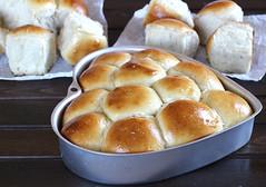 Honey Butter Rolls (kushigalu) Tags: bread butter honey rolls sandwich indian american burger breafast dinner lunch recipes