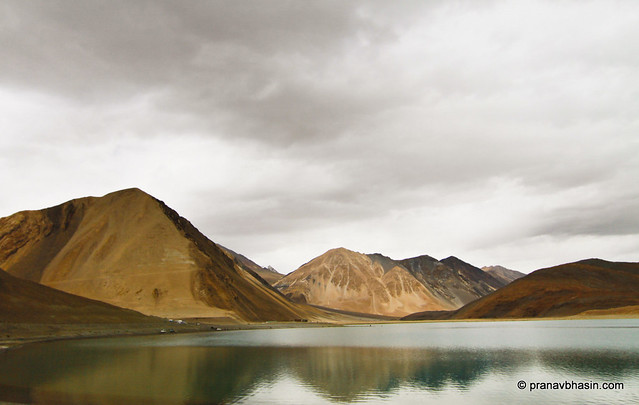 Mesmerizing Pangong Lake
