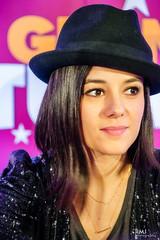 Alizée at Mona FM