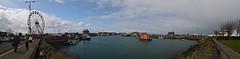 Harbour Walk (claudiopro) Tags: ireland howth roy wheel harbour iii ferris lifeboat barker rnli ire binn adair