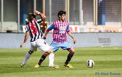 Barrientos (SiciliaToday) Tags: sport siena serie catania calcio tima