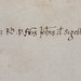 Early ms. ownership inscription