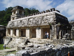 Palace, Palenque (Aidan McRae Thomson) Tags: mexico ancient ruins mayan palenque archaeological chiapas