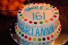 Rainbow Cake by Michelle B, Santa Cruz CA, www.birthdaycakes4free.com