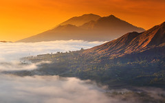 Pinggan Hill (Adly Wook) Tags: indonesia interesting sky sunrise serene hdwallpaper hill handhandle photography village visit view oversea atmosphere travel trip texture tone asian awesome art landscape canon bali nature wallpaper composition cloud dramatic 6d
