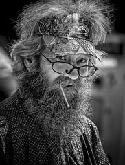 I See You (Jim-Mooney) Tags: blackwhite bw mono monotone fujixt1 fujinon50140 kansascity portrait people candid streetphotography