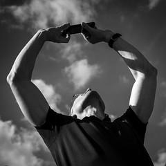 199/366 - Hnde & Gesten / Hands & Gestures (Boris Thaser) Tags: 11 365 366 arm creativecommons deutschland erwachsener explore flickr fotografieren fujixt1 fujifilmxt1 germany hand handy himmel kreis mann menschen project365 projekt sw schwarzweis smartphone sommer stadt strasenfotografie streetphotography szene telefon ulm wolke adult aufwrts bw blackandwhite candid cellphone circle city cloud man mobilephone people photoaday photographing pictureaday project project366 scene sky standing stehend street streettog summer tog ungestellt unposed upwards zweisichtde zweisichtig