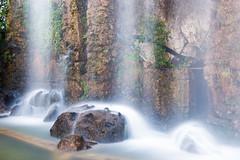 Slow fall. (Tristan K.) Tags: cascade cascada waterfall rock water longexposure longexpo nice frenchriviera cotedazur