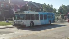 York Region Transit #335 (BramptonTransitFan84) Tags: newflyer d40lf yorkregiontransit toronto yrt