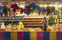 Opening Night (flashfix) Tags: august192016 2016 2016inphotos nikond7000 nikon ottawa ontario canada 40mm fair captialfair lights amusementpark carny carnival games stand prizes night handheld nightphotography