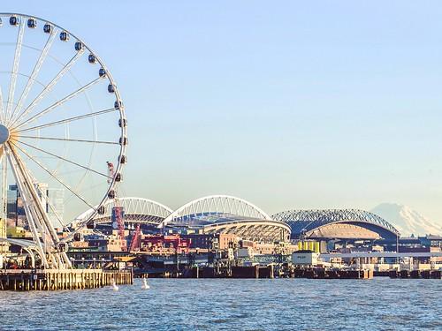 Seattle in a nutshell