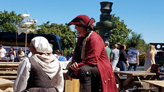 20160827_135123_resize (Madi_no graphics in your comments) Tags: lemarchpublic lemarchpublicdepointecallire marchpublicdemontral montreal vieuxmontral old oldportmontrel museum people summerevents summer musiciens artisans musicians nouvellefrance history lemarchpublicdanslambiancedu18esicle families children fun sunny day summerday summerinmontreal madilussier gathering society lemarchepublic events histoire food market lanouvellefrance weekend music instruments clothes clothing hats shoes pottery oldportmontreal oldmontreal