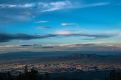insignificance (Eric Baggett) Tags: sandiapeak sandiamountainview newmexico albuquerque summit 10kfeet vast expansive greaterthanme solitude beauty motherearth mountains sky suset facingeast sonya7rii