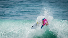 Tatiana Weston-Webb.....     2016 SupergirlPro (Schoonmaker III) Tags: oceansideca pacificcoast prosurfer supergirlpro surfing tatianawestonwebb wsl womensprosurfing surfboard surfer surfergirl surferchick paulmitchellsupergirlpro pink tatiana