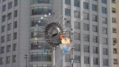 P1110995 (Thiago AC) Tags: rio2016 olimpadas olympics orla conde candelria porto maravilha praa mau xv s pira olmpica marinha flames zona porturia museu amanh