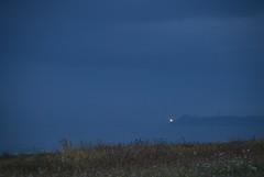 23071601 Newcastle Wicklow Hd (Philip D Ryan) Tags: ireland countywicklow newcastle newcastlebeach irishsea skyscape seascape eveninglight latelight wicklowhead wicklowheadlighthouse lighthouse