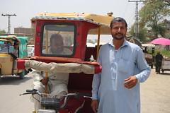 Rikshaw Driver (Akhuwat BPP) Tags: charsada pakistan interest free loans microfinance entrepreneurship pakhtoon ordinary people small business akhuwat