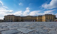 Schloss Schoenbrunn 2 (Wolfgang Staudt) Tags: schoenbrunn schlossschnbrunn wien schloss barock oesterreich europa hietzing attraktion gloriette neptunbrunnen garten parterre schlossgarten ausflugsziel sehenswert
