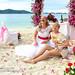 Wedding at island