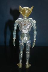 Invader Z Back (Takara 1970's) (Donald Deveau) Tags: invaderz actionfigure toys vintagetoy japanesetoy kaiju henshincyborg sciencefiction