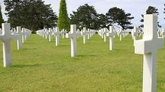 Amerikaanse begraafplaats (15) (Kok Vermeulen) Tags: frankrijk normandi vakantie