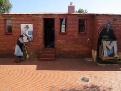Nelson Mandela House (lesterpearce) Tags: joburg johannesburg mandela soweto