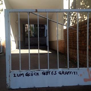 2016-08-26 | zum Glück gibt es Graffiti