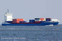 Stefan Sibum (andreasspoerri) Tags: antiguabarbuda containerschiff imo9461594 rotterdam seebeckbremerhaven stefansibum