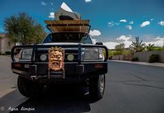 Home (Agua Limpia) Tags: trip travel car adventure home beginning phoenix toyota
