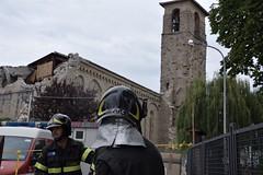 DSC_0514 (Enry rosa) Tags: vvf vigili del fuoco terremoto chiesa campanile