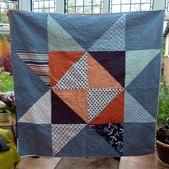 Siblings Together Quilt 3 (Laura @ Needles, Pins and Baking Tins) Tags: siblings together