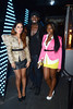 Preeya Kalidas And Mason Smillie, at PR guru Nick Ede's birthday party at Dstrkt Club. London, England