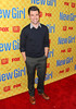 Max Greenfield (Schmidt), at the 'New Girl' academy screening at the Leonard H. Goldenson Theatre in North Hollywood. Los Angeles, California