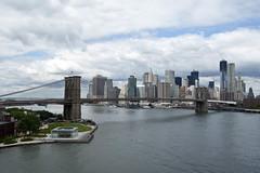 Brooklyn Bridge (vern Ri) Tags: nyc newyork manhattan brooklynbridge carosel freedomtower gehrybldg