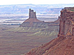 Candlestick Tower Overlook, Island in the Sky, Canyonlands National Park, Utah (Snuffy) Tags: usa utah canyonlandsnationalpark moab islandinthesky candlesticktoweroverlook rememberthatmoment rememberthatmomentlevel1
