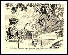 1913 June   Engine Trouble  - James Montgomery Flagg (carlylehold) Tags: robert james 1 c montgomery flagg 1913 keeper haefner carlylehold