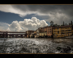 BdG_hs (paolo paccagnella) Tags: bridge italy storm clouds river photo italia waves paolo © vi bassano efs1755mmf28isusm ringexcellence dblringexcellence tplringexcellence eltringexcellence phpph phpphotography load190 phpphpaolo wwwphpphotographycom phpphotographycom phpph©