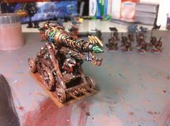 (benjibot) Tags: fantasy warhammer skaven warplightningcannon