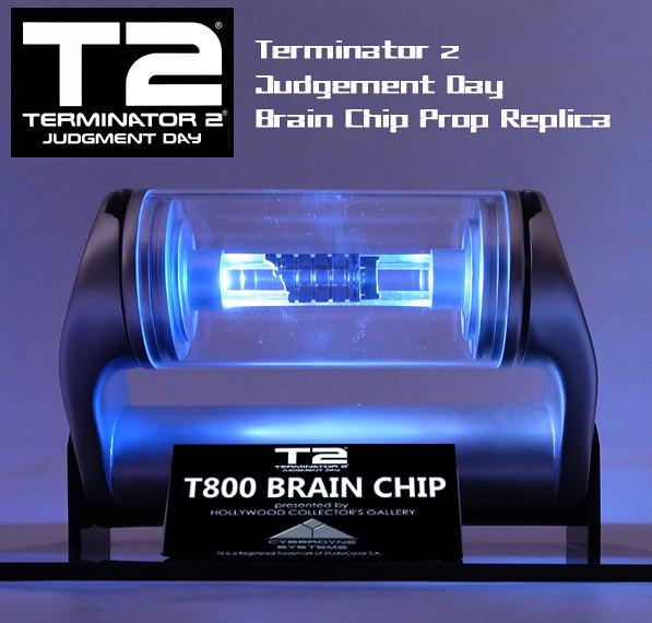 另一個末日元兇:T-800大腦芯片