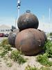 Buoys (chrisinplymouth) Tags: buoy marine metal rust rusting mountbatten plymouth devon unitedkingdom england cw69x plymgrp buoyant oxidation uk