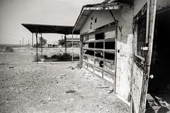 I Can't Forget (Super G) Tags: blackandwhite bw house abandoned film 35mm 50mm nikon n80 saltonsea fujineopan400 selfdeveloped bombaybeach d7695mins68d11