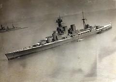 H.M.S. Hood (San Diego Air & Space Museum Archives) Tags: ship iraq middleeast sunk raf warship rn repulse royalnavy battlecruiser royalairforce edwinnewman renownclass hmsrepulse forcez hmsrepulse1916 sunkdecember101941