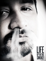 Life up in the Smoke ! (fahadee) Tags: world tim day smoking ali karachi tobacco antismoking gettyimages haider sajjad paistan fahadee
