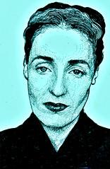 lg dcd flck (mc1984) Tags: art flickr drawing singer deadcandance lisagerrard mc1984
