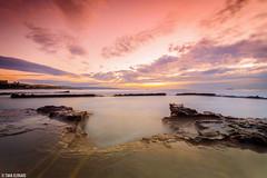 Port Kembla Beach, New South Wales. (Taha Elraaid) Tags: beach beautiful canon eos image mark iii australia nsw newsouthwales 5d taha wollongong illawarra portkembla wollongon canoneos5dmarkiii elraaid tahaphotography tahaelraaid