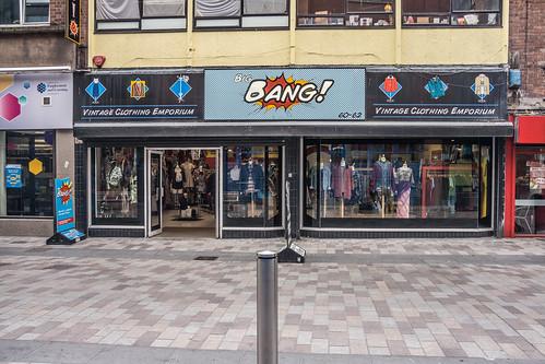 Big Bang! Vintage Clothing Emporium In Belfast