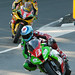 Royal London 360 Superstock TT - 13. James Hillier and 6. Ian Hutchinson